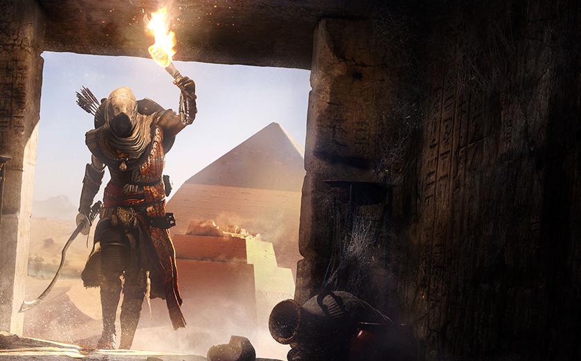 Assassin's Creed Origins : du parkour moderne au RPG classique