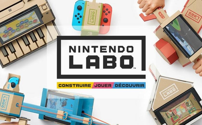 La Nintendo Switch en carton