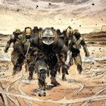#Critique La Horde du contrevent – T.1 Le cosmos est mon campement d'Éric Henninot
