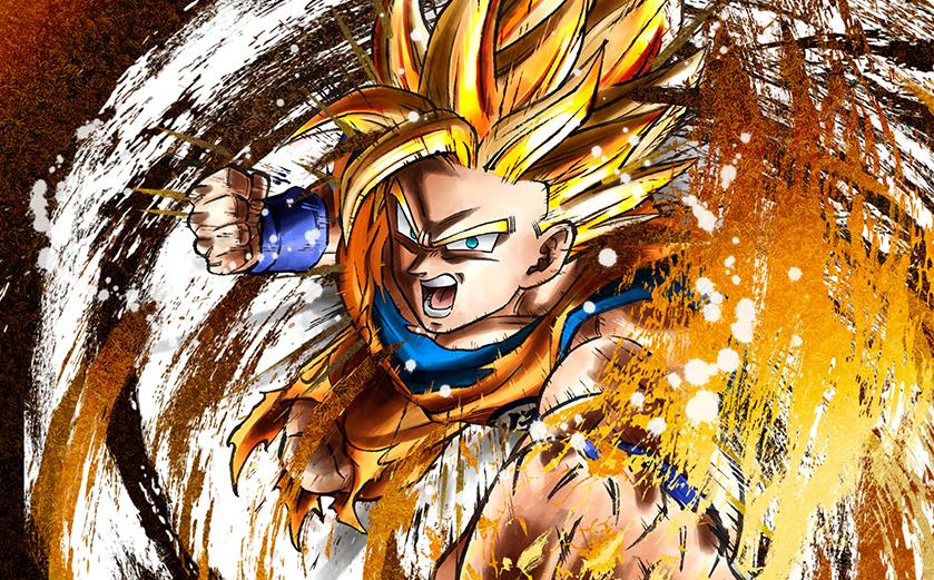 Dragon Ball FighterZ : un peu, Goku, à la folie