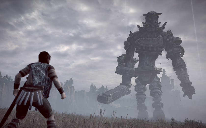 Shadow of the Colossus : le remake grandeur nature