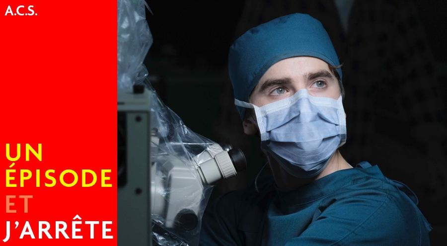 #Podcast : Un Épisode et J'arrête avec les séries médicales ?
