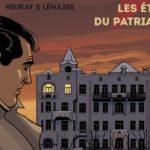 #Critique Les Cinq de Cambridge (T.3 Les étangs du patriarche) de Neuray et Lemaire