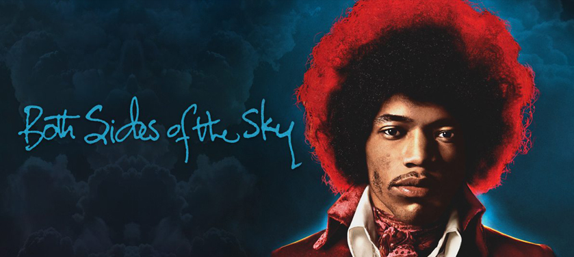 #Critique : Jimi Hendrix – Both Sides of the Sky (Legacy/Sony)