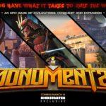 Kickstarter : Momumental, un Civilization sur un plateau