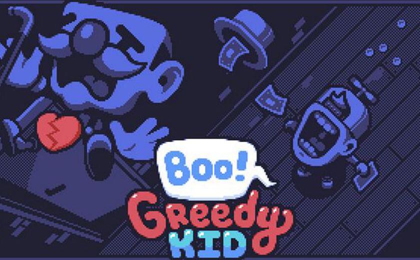 Boo ! Greedy Kid : excès de vieillesse