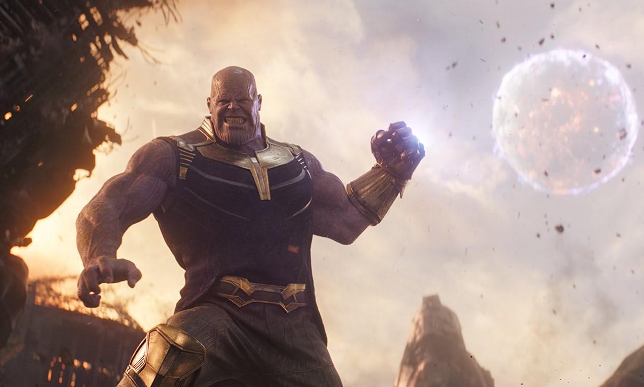 #Critique Avengers : Infinity War