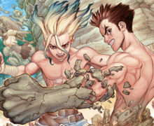 #Critique Dr. Stone (T.1)