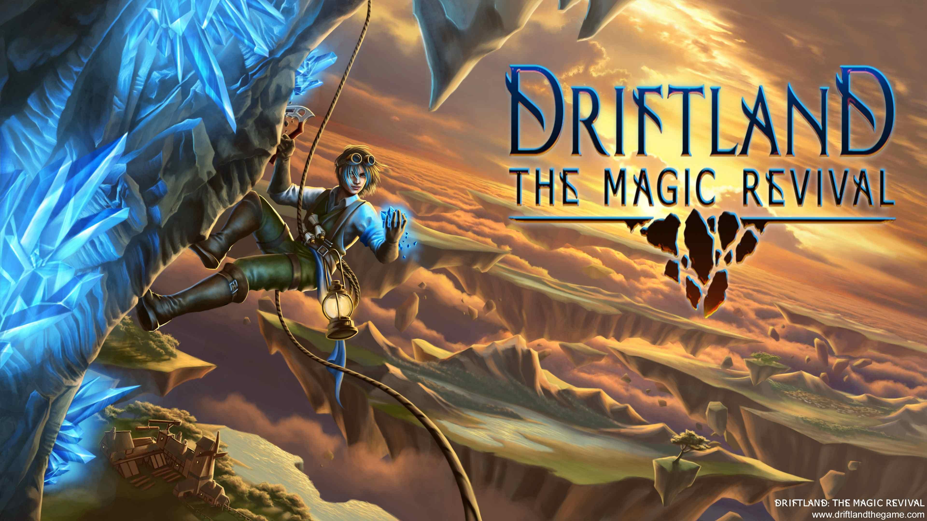 Preview Vidéo : Driftland The Magic Revival