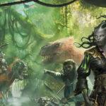 Magic: The Gathering – Bloc Ixalan : La Route d'Eldorado