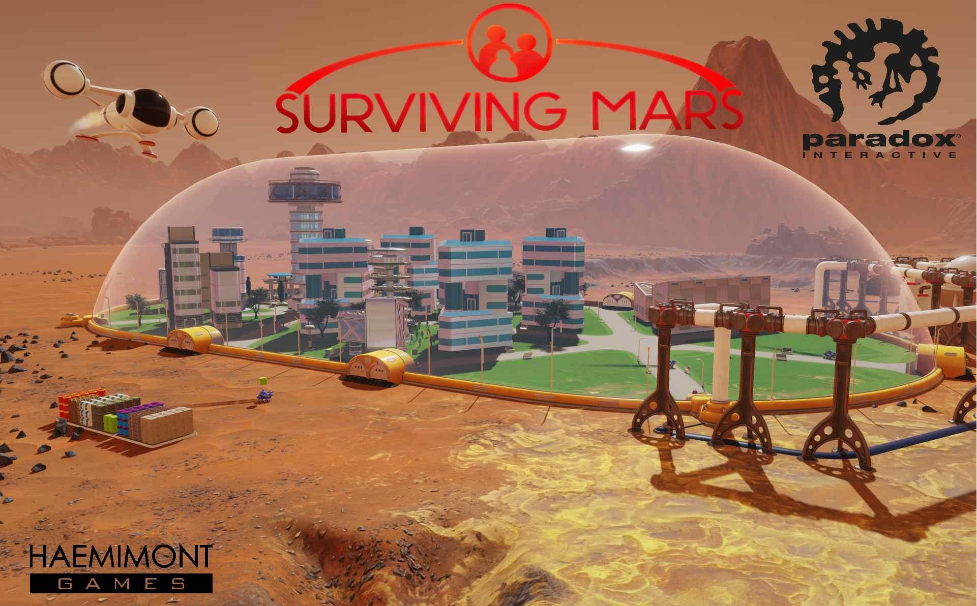 Critique Vidéo : Surviving Mars