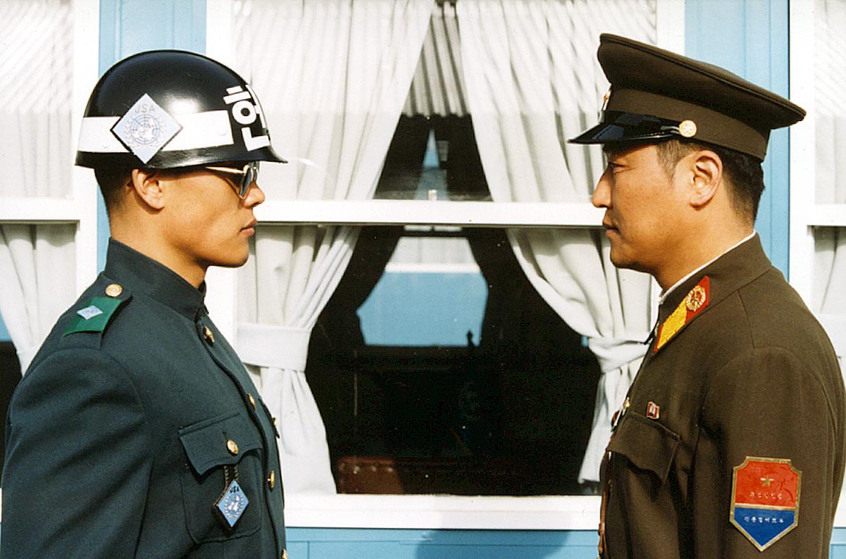 JSA : Park Chan-wook sort les flingues