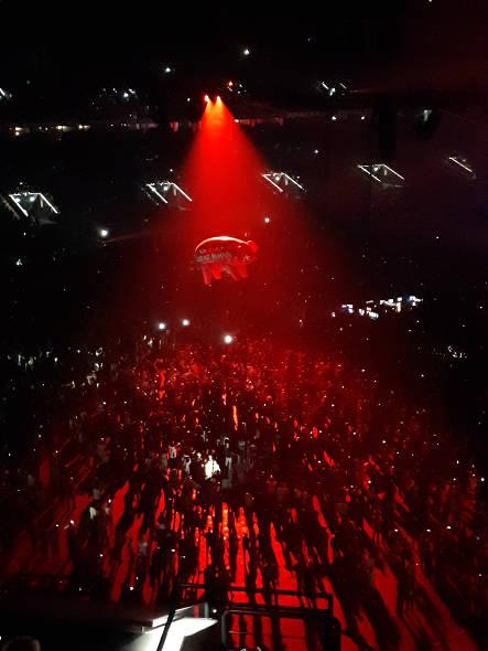 Roger Waters - Concert à l'U Arena de Nanterre - 8 juin 2018 (© Caroline Van der Velden)