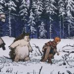 Critique La route de Tibilissi de Chauvel, Kosakowski et Lou