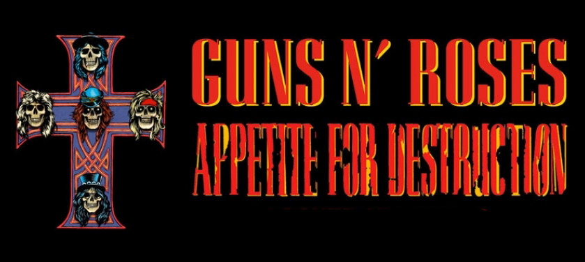 Guns N' Roses – Appetite For Destruction (30ème Anniversaire)