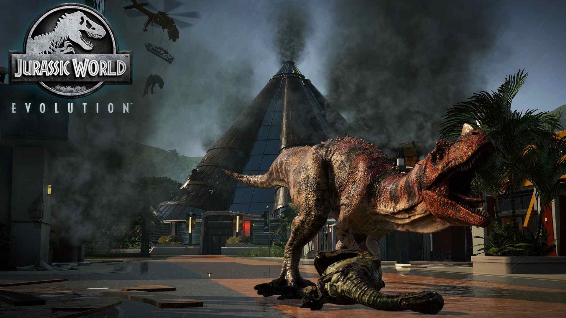 Critique Vidéo : Jurassic World Evolution
