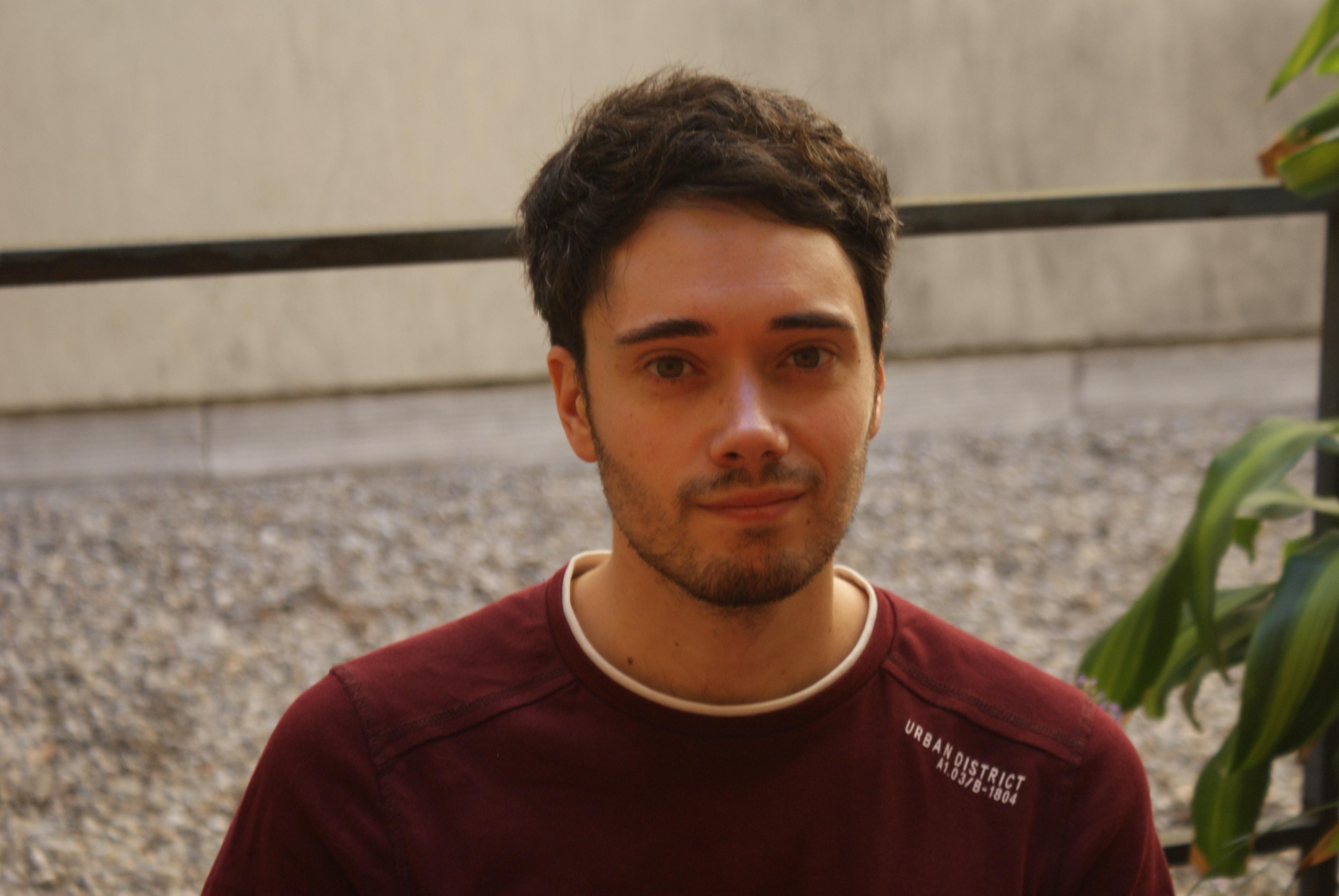 Mathieu Bablet : « Je dessine l'humain confronté à l'immuable »