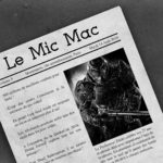 Podcast Au Tour du Mic – Mic Mac #3 : 08/08/2018 au 13/08/2018