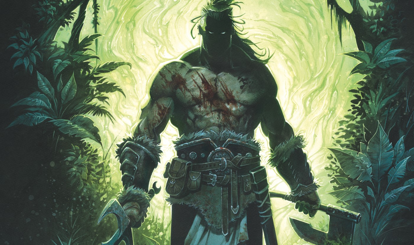 Conan le Cimmérien (tome 3) de Mathieu Gabella et Anthony Jean