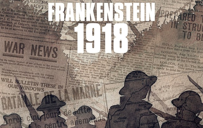 Frankenstein 1918 : L'Évangile selon Victor F.