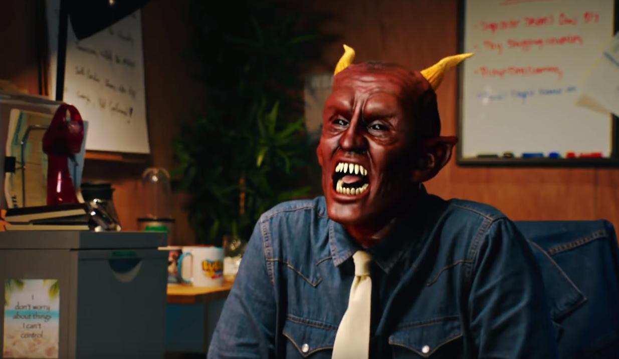 Le sourire en coin du Malin (Misfits & Monsters / truTV)