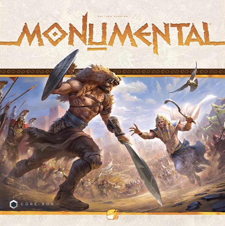 Monumental est de retour sur Kickstarter !