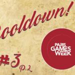 Au Tour du Mic – Cooldown #3 Part Two: Paris Games Week 2018