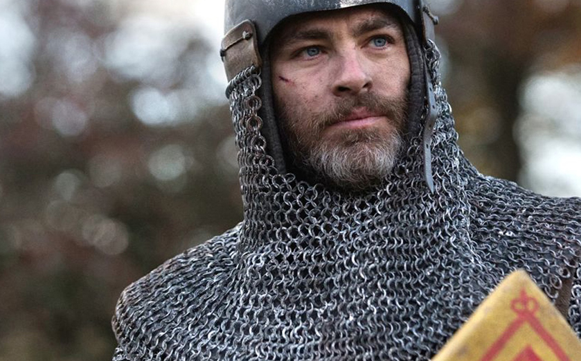 Outlaw King : Trône en kilt