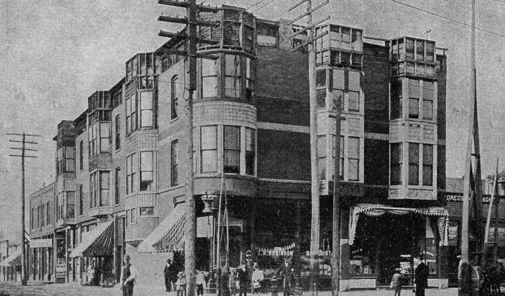 La Manufacture du meurtre : H.H. Holmes, l'industriel du crime