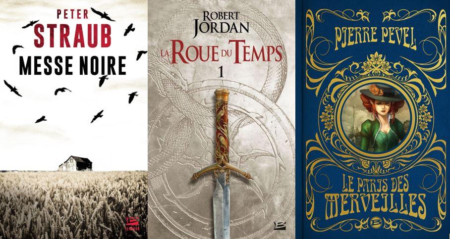 On a (presque) lu pour vous #3 : Straub, Jordan et Pevel