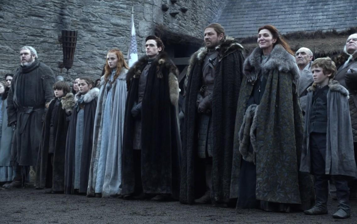 Retrospective Game Of Thrones Saison 1 : Honneur et Confiance