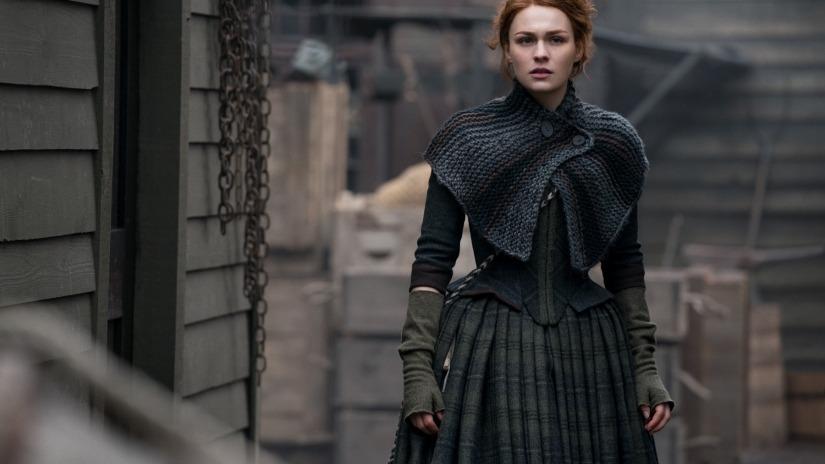 #Critique Outlander 4×09 : Une Famille Au Complet