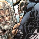 Marvel : Venom et Old Man Hawkeye