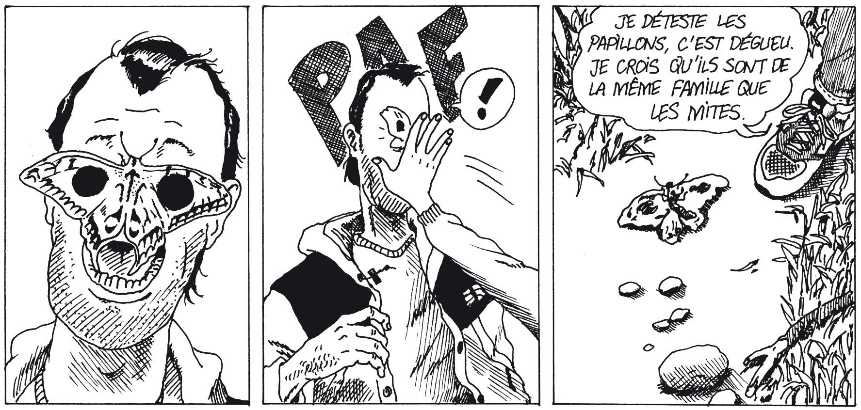 La trêve, chérie, de Thomas Gosselin et Isao Moutte
