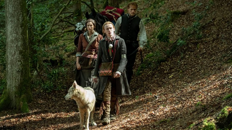 Critique Outlander 4×13 : Ce N'est Qu'un Au Revoir