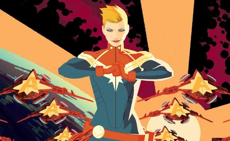 Je suis Captain Marvel : Dr Danvers et Miss M.