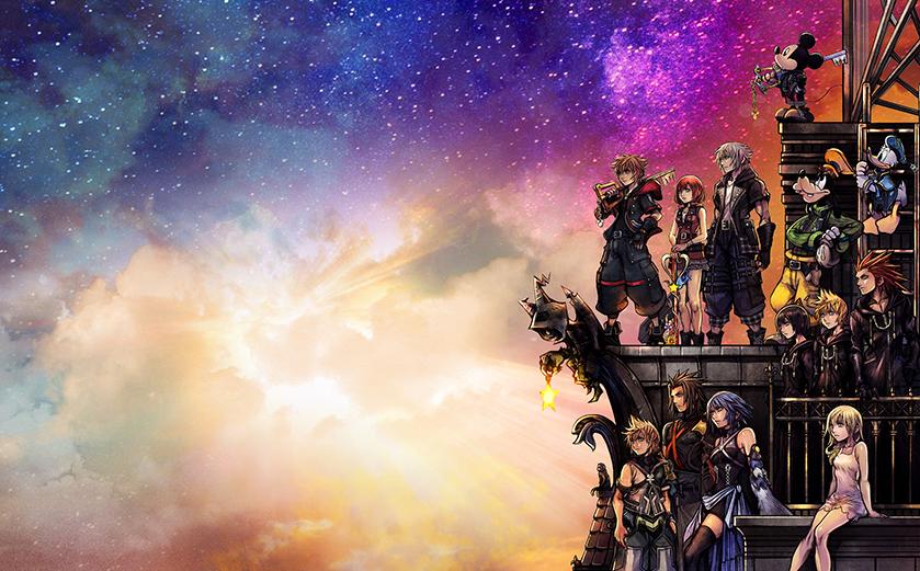 Kingdom Hearts 3 : Sora-tu m'aimer ?