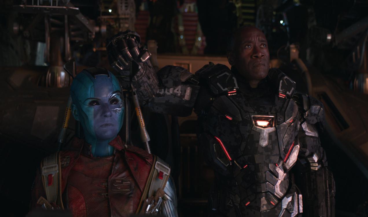 Avengers – Endgame : C'est la lutte finale…