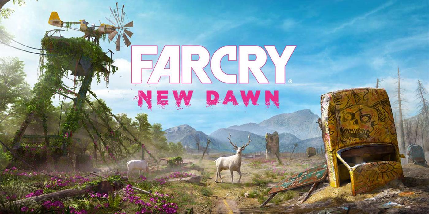 Far Cry: New Dawn – Le Post-Apo a du bon