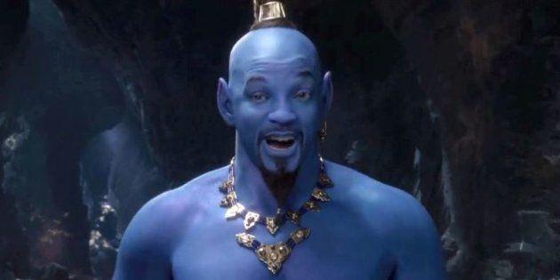 Aladdin : Un film sans Génie
