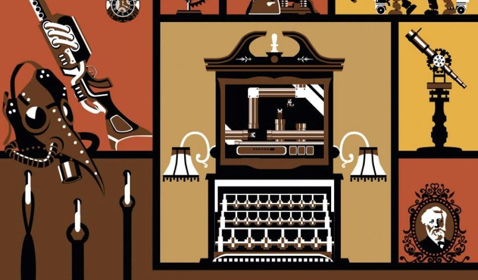 Le guide steampunk : cœur de vapeur
