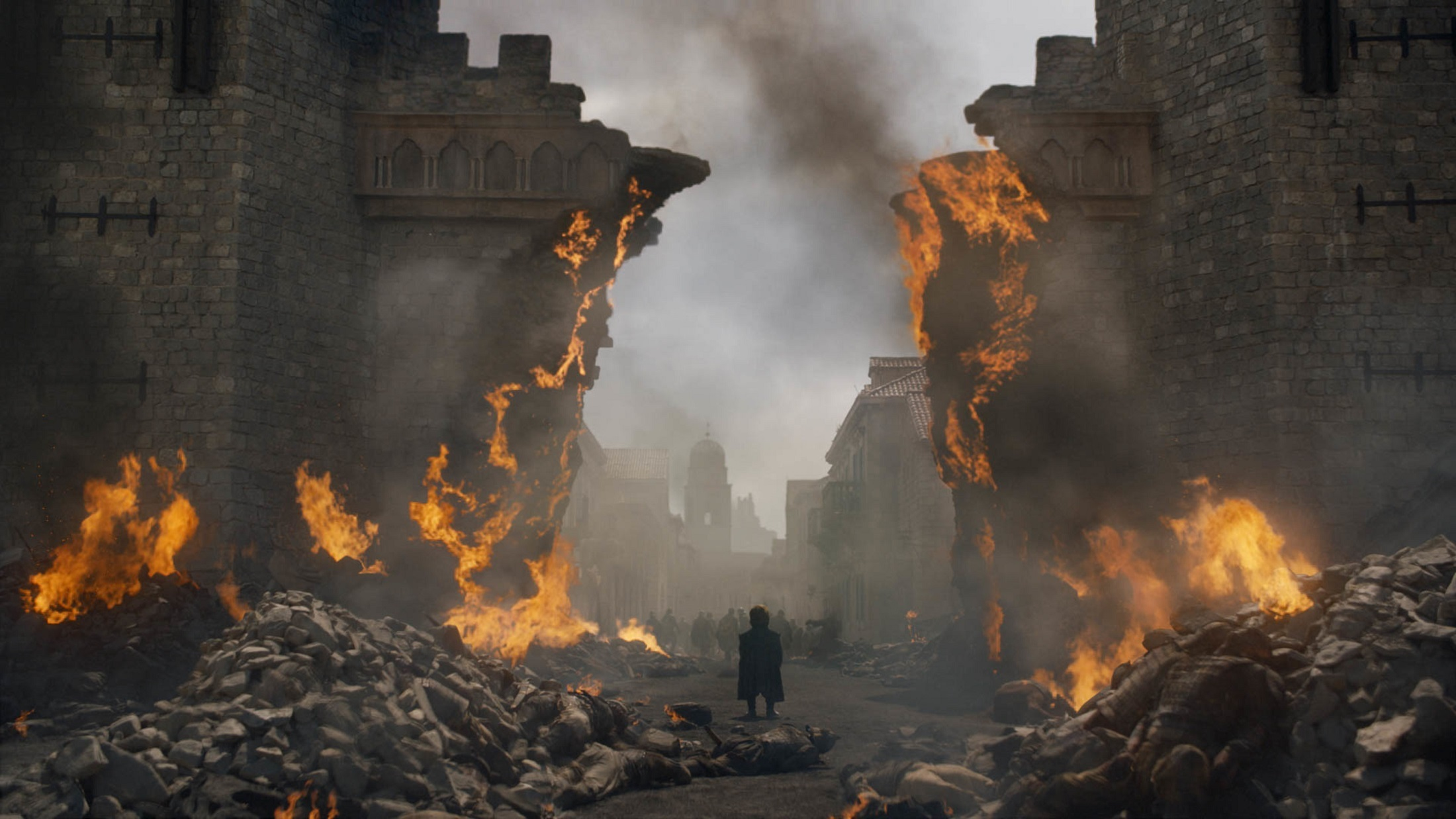 Game of Thrones 8×05 : Trahisons