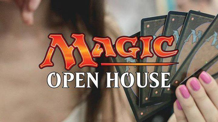 Magic Open House – 29 et 30 Juin 2019