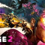 Rage 2 : La vie en rose (fluo)
