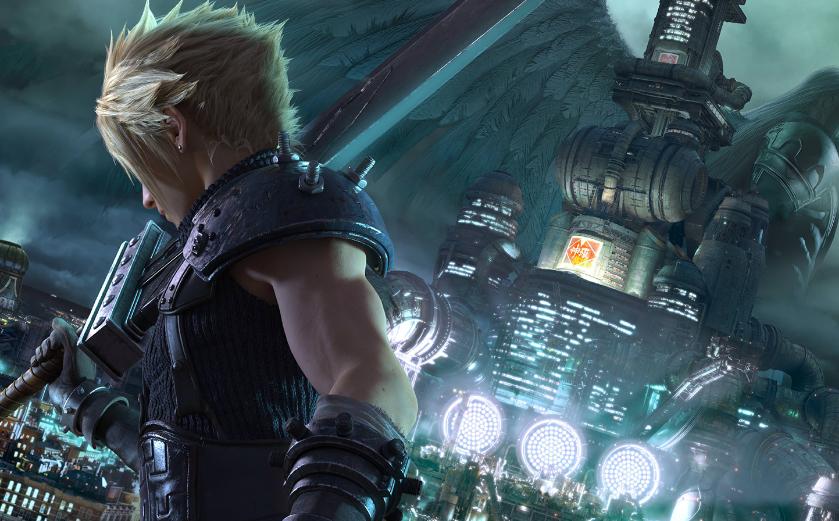 Les mémoires de Final Fantasy VII