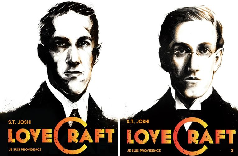Je suis Providence : la biographie monstre de Lovecraft