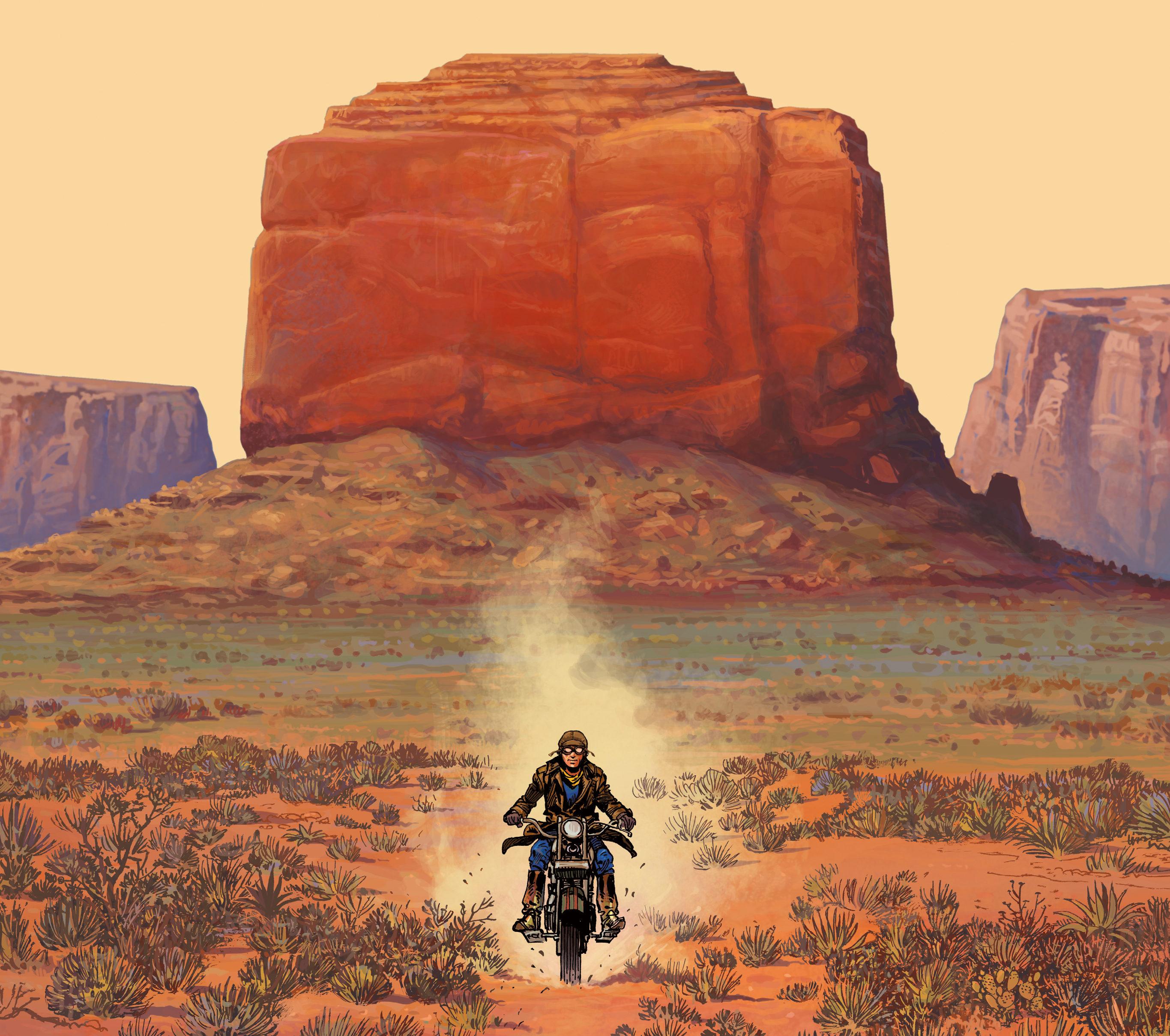 Nevada (T.1 L'Étoile solitaire) de Fred Duval, Jean-Pierre Pécau et Colin Wilson