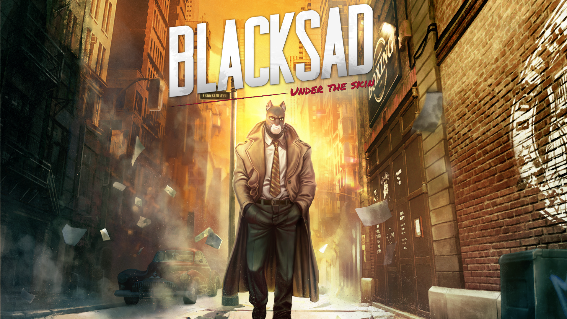 Preview – Blacksad: Under the Skin