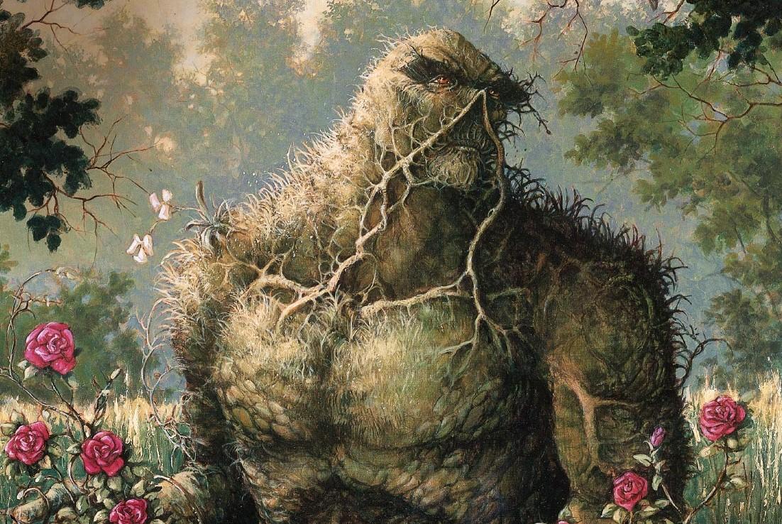 Swamp Thing (vol. 1) d'Alan Moore, Stephen Bissette et John Totleben
