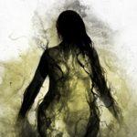 Abimagique : portrait de femme en sorcière de lianes